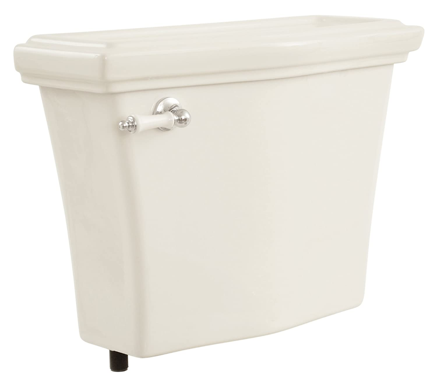 TOTO ST784S#01 Clayton Tank with G-Max Flushing System, Cotton White (Tank Only)
