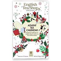 English Tea Shop White Advent Calendar, 37.5 g