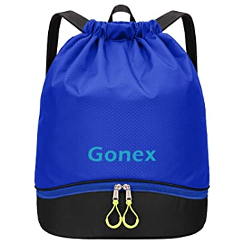 Gonex Waterproof Drawstring Swim Bag