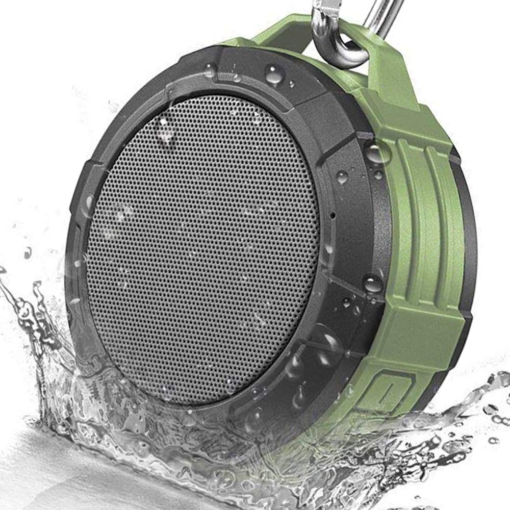 Bluetooth Speaker Wireless Portable Outdoor Waterproof...
