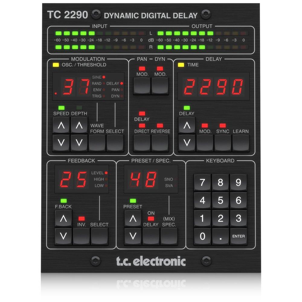 TC Electronic DAW Controller (TC2290-DT)
