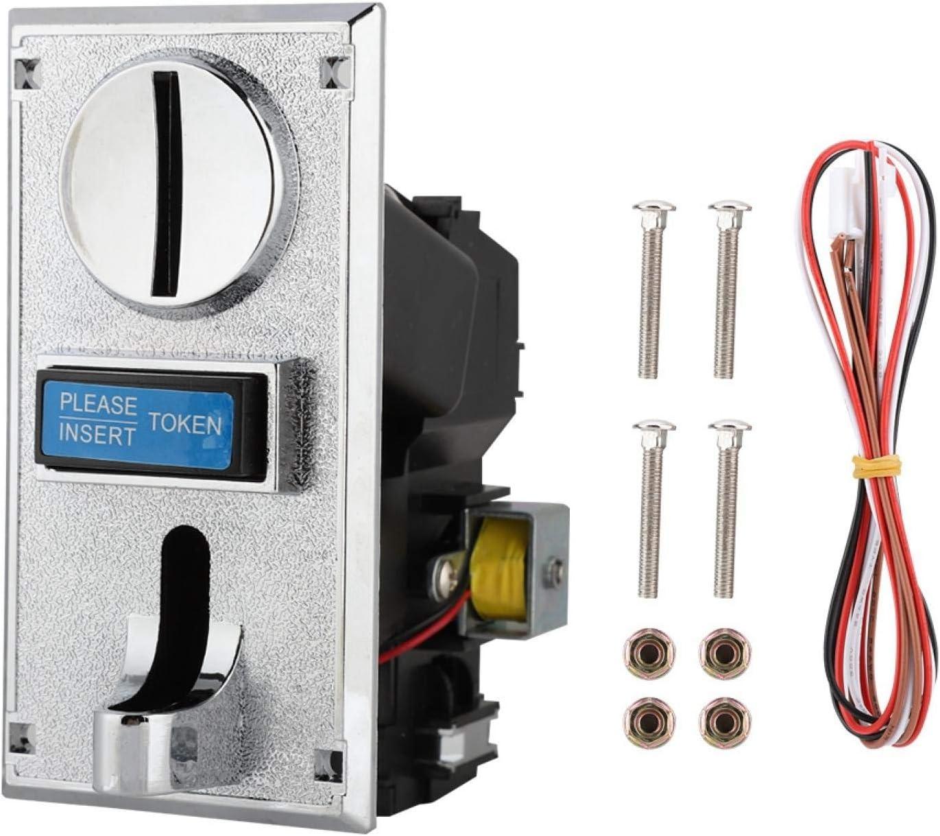 Salida de señal de velocidad de pulso de 3 pasos Máquina tragamonedas de juegos multifunción de alta velocidad Máquina tragamonedas de juegos, para máquina expendedora dispensadora de agua