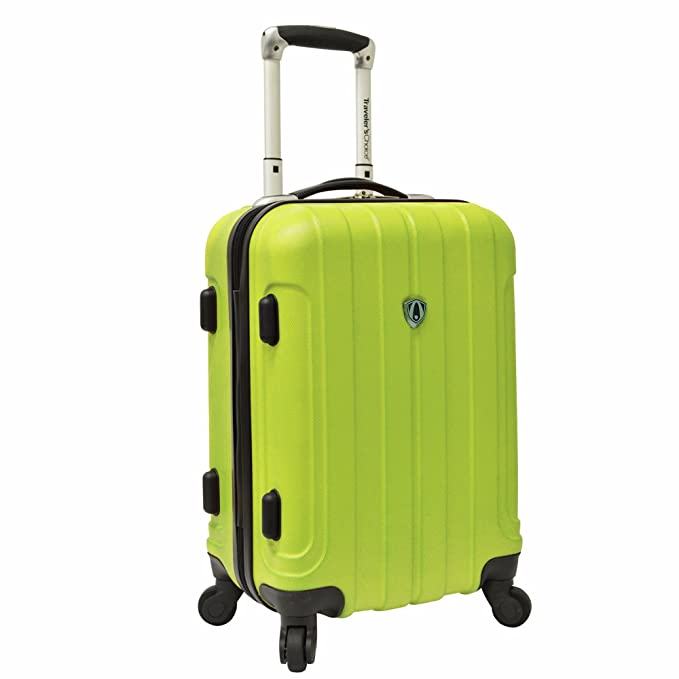 Traveler s Choice Cambridge hardsided Spinner equipaje ...
