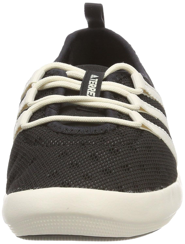 Adidas Boat Damen Terrex Cc Boat Adidas Sleek Sneakers Schwarz (Negbas/Blatiz/Plamat) 0c9a61