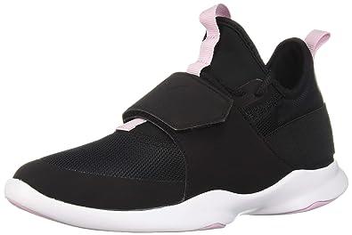 0de722efb351 PUMA Women's Dare Trainer Sneaker, Black-Winsome Orchid, ...