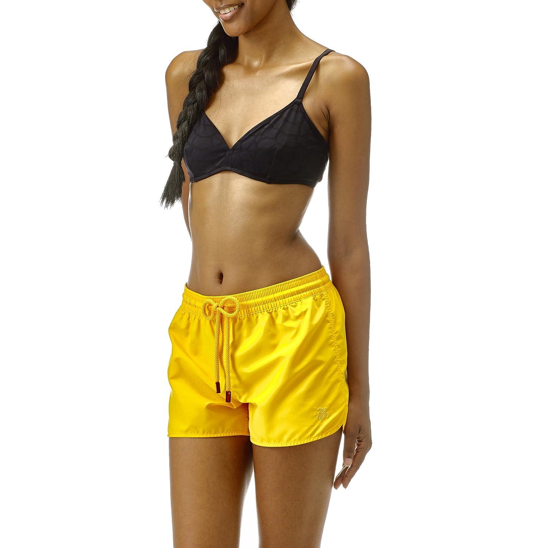 Vilebrequin Shorts - Einfarbige Shorts Damen