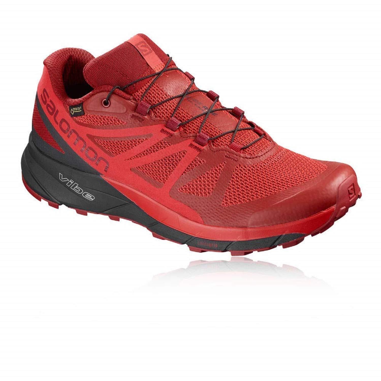 salomon sense ride trail running shoes review reviews