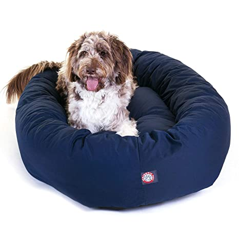 Miraculous Bagel Pet Dog Bed By Majestic Pet Products Creativecarmelina Interior Chair Design Creativecarmelinacom