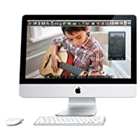 Apple iMac MB950D/A 54,6 cm (21,5 Zoll) Desktop-PC (3.06, 4GB, 500GB, NVIDIA 9400)