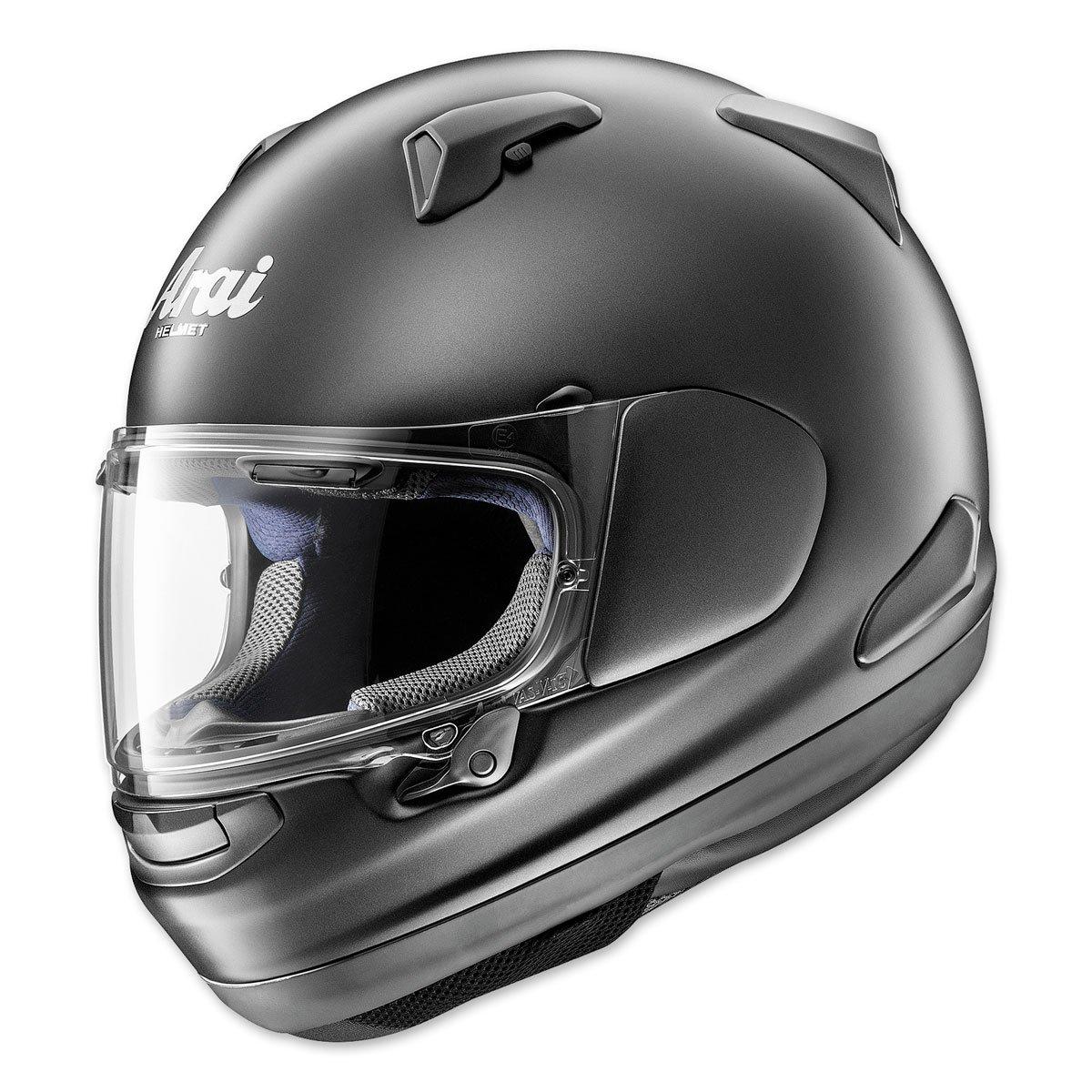 Arai Unisex Adult SignetX Black Frost Full Face Helmet 806622