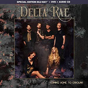 Delta Rae - Coming Home To Carolina [Blu-ray]