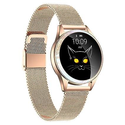 Smartwatch Mujer Reloj Inteligente Impermeable IP68 Deportivo ...