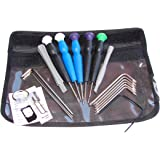 Silverhill Tools 20 Piece Tool Kit for Apple Products: iPad, Macbook Pro, MacBook Air, iPhone 5, 5s, 6, 6s, 6 Plus, 6s Plus