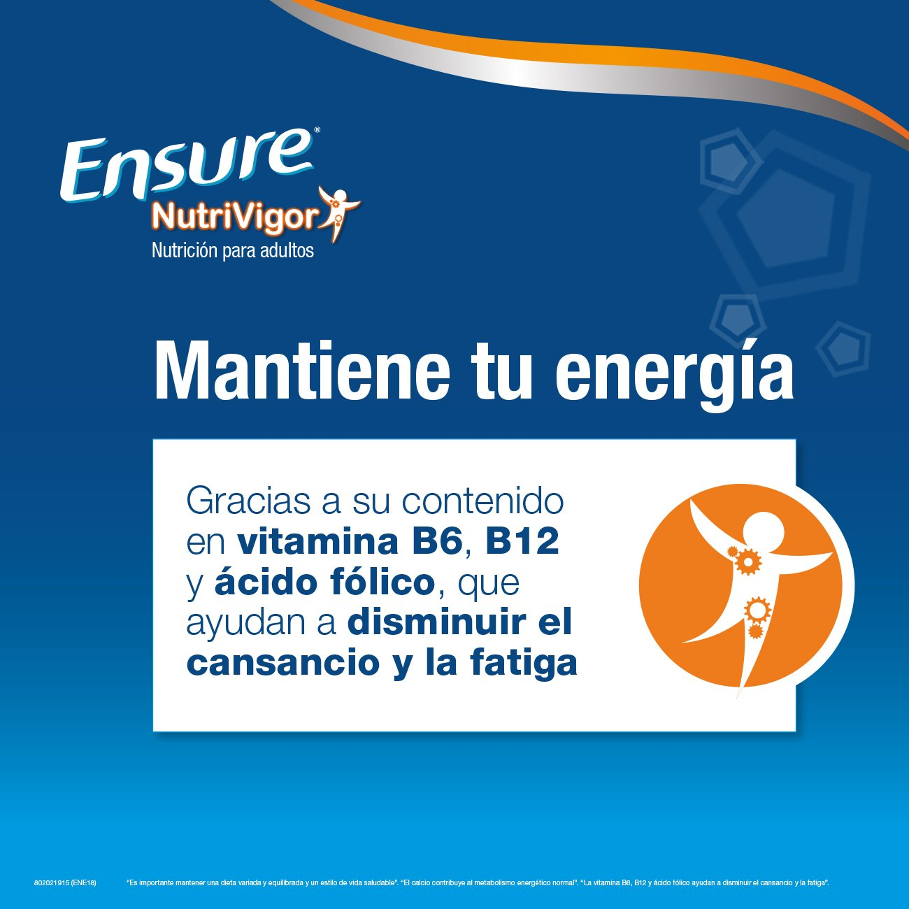Amazon.com: Ensure NutriVigor Vanilla Food Supplement 4x220ml: Health & Personal Care