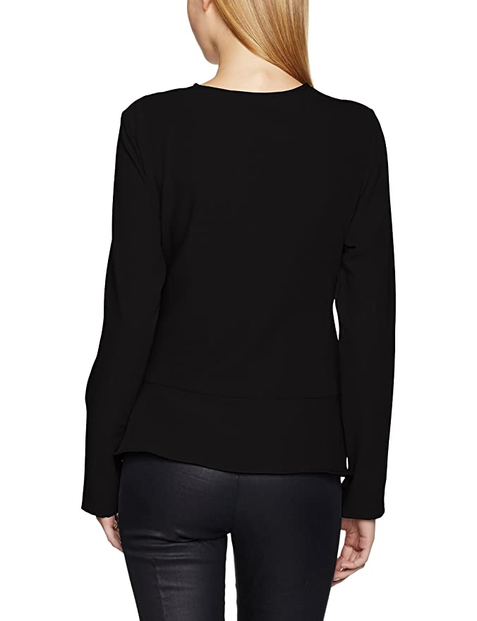 Pieces Women's Pcalbia LS Top FF Blouse Free Shipping Big Discount 2018 Unisex For Sale Outlet Comfortable Cheap Sale For Nice BMNYczf282
