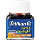 Pelikan Flacon 10 ml Encre de chine A Terre sienne