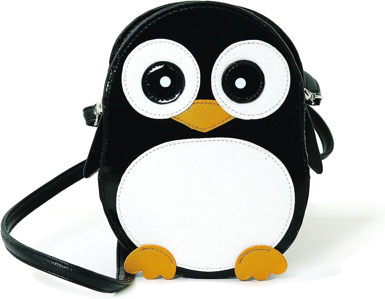 WideEyed Penguin Shoulder...