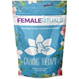 Yoni Steam by Female Rituals (Calming Therapy) Yoni Steaming Herbs for V Steam to Be Used with Our Yoni Steam Seat