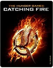 Hunger Games: Catching Fire Triple Play Steelbook UV Copy]