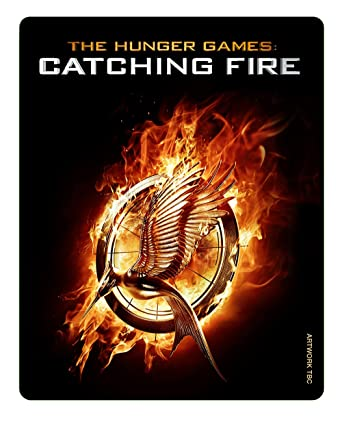 Hunger Games Catching Fire Limited Edition Triple Play Steelbook