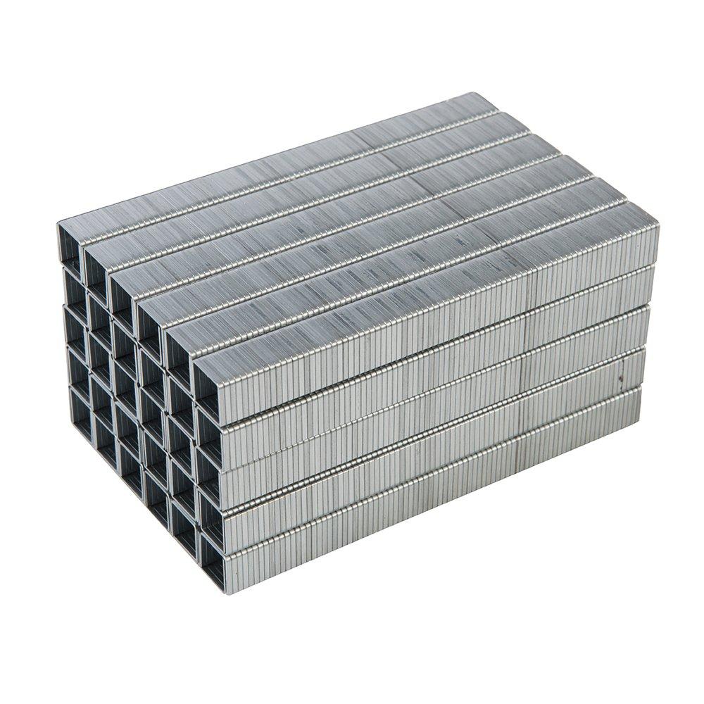 Set de 5000 Piezas Fixman 701969 Grapas Tipo 140 plata