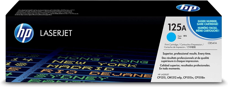 HP 125A | CB541A | Toner Cartridge | Cyan