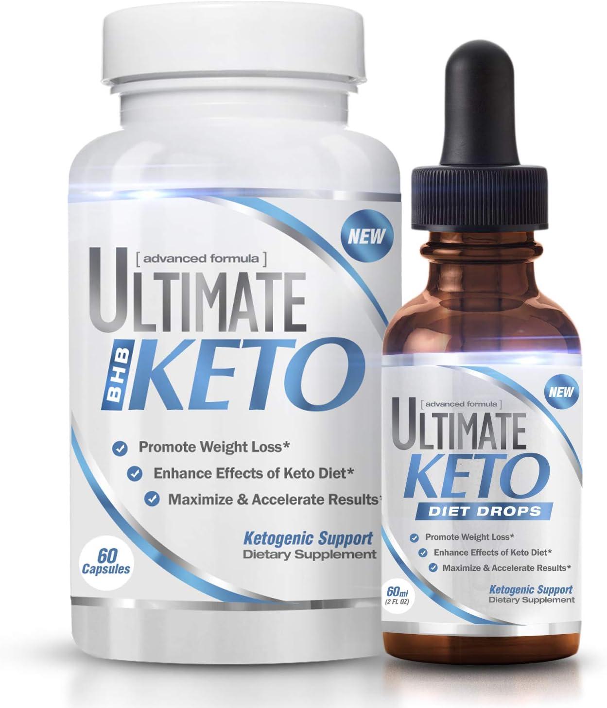 ultimate keto diet drops
