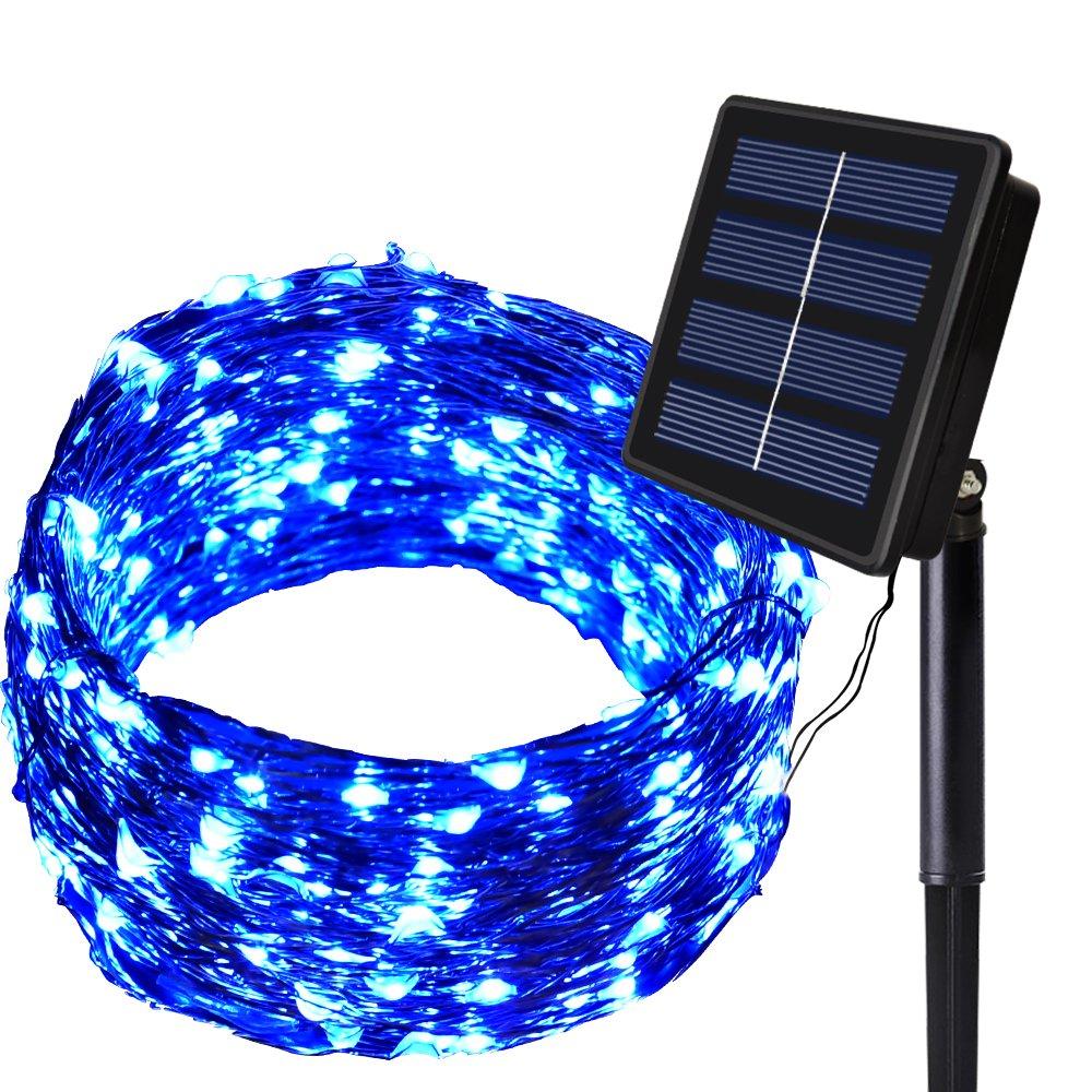 SOLARMKS String Lights