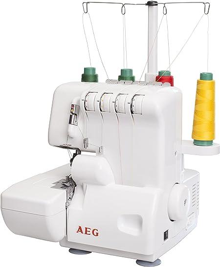 Electrolux AEG Máquina de Coser 760-A Overloock: Amazon.es: Hogar