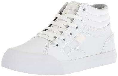 8f716140b551 DC Boys Youth Evan Hi Skate Shoes