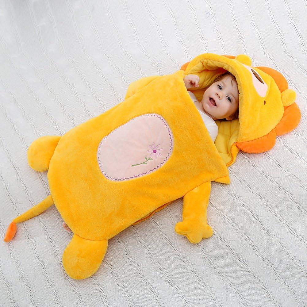 Tonwhar Baby SleepSack Infant Micro-Fleece Fabric Animal Blanket