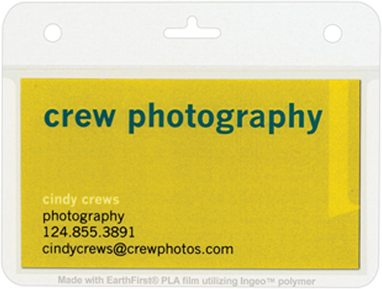 Box of 1000 EnvyPak Mini Badge Holders