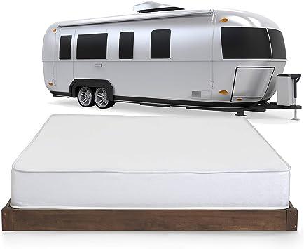 Amazon Com 8 Inch Rv Memory Foam Mattress Short Queen Made In