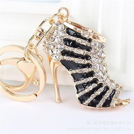 Amazon.com: vidrio Diamante Oro Toned Bolsa de cadena de ...