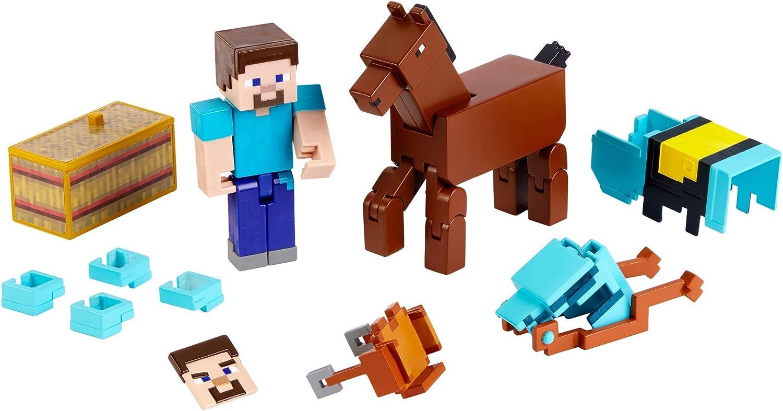 Minecraft Figura de Juguete 21 cm Skeleton (Mattel GGR03): Amazon.es: Juguetes y juegos