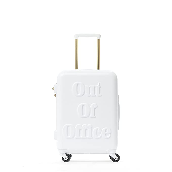 Macbeth Out of Office 21in Rolling Luggage Suitcase a1ac4ddb0af9b