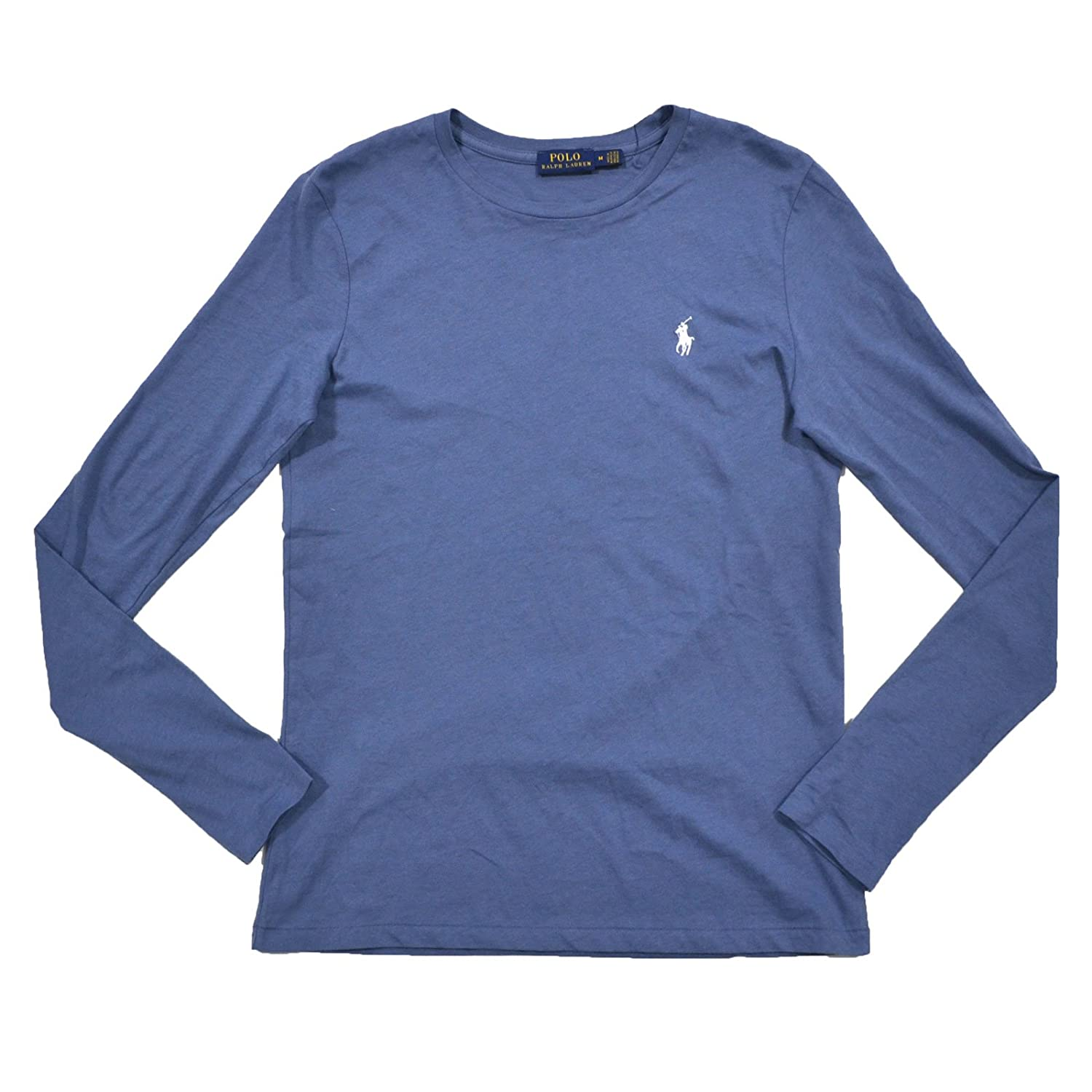 cc00f8109d7 Polo Ralph Lauren is a pinnacle of fashion and design. These long sleeve jersey  tees are lightweight and perfect for layering or wearing alone.