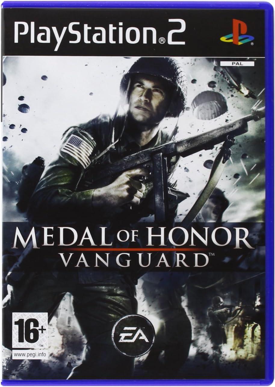 Medal of Honor: Vanguard (PS2) [Importación inglesa]: Amazon.es: Videojuegos
