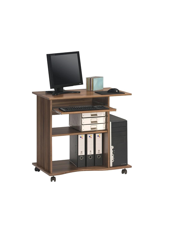 MAJA-Möbel 4024 5540 Computertisch, Merano-Nachbildung, Merano-Nachbildung, Merano-Nachbildung, Abmessungen BxHxT  80 x 75 x 50 cm 5760f2
