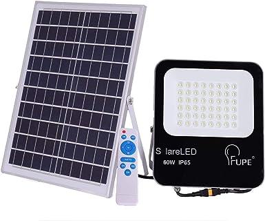 LED Solarlampe Solarleuchte Solarstrahler Camping Garten Außen-Beleuchtung IP65