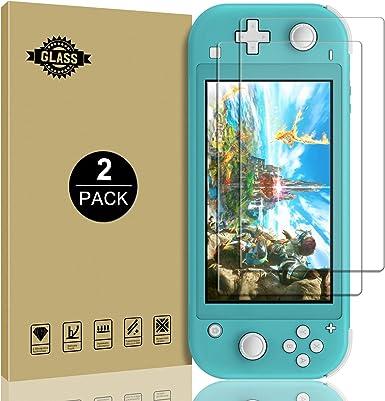 Protector de Pantalla de Cristal Templado para Nintendo Switch ...