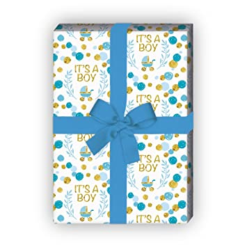 Happy Baby Girl Birth Gift Wrap It S A Girl For Great Gift Packaging