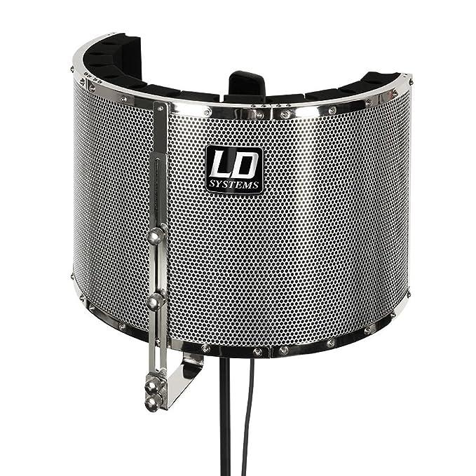 1 opinioni per LD Systems LDRF1 Schermo Fonoassorbente per Microfono