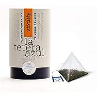 LA TETERA AZUL Té Verde Sencha Japones Premium