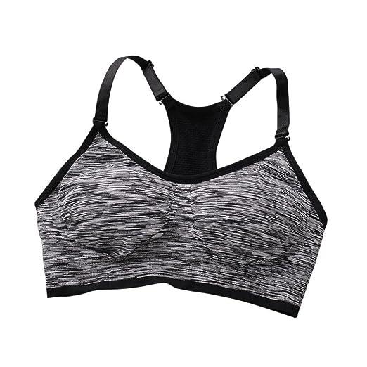 Amazon Com Jushye Hot Sale Sports Yoga Padded Bra Sexy Quick