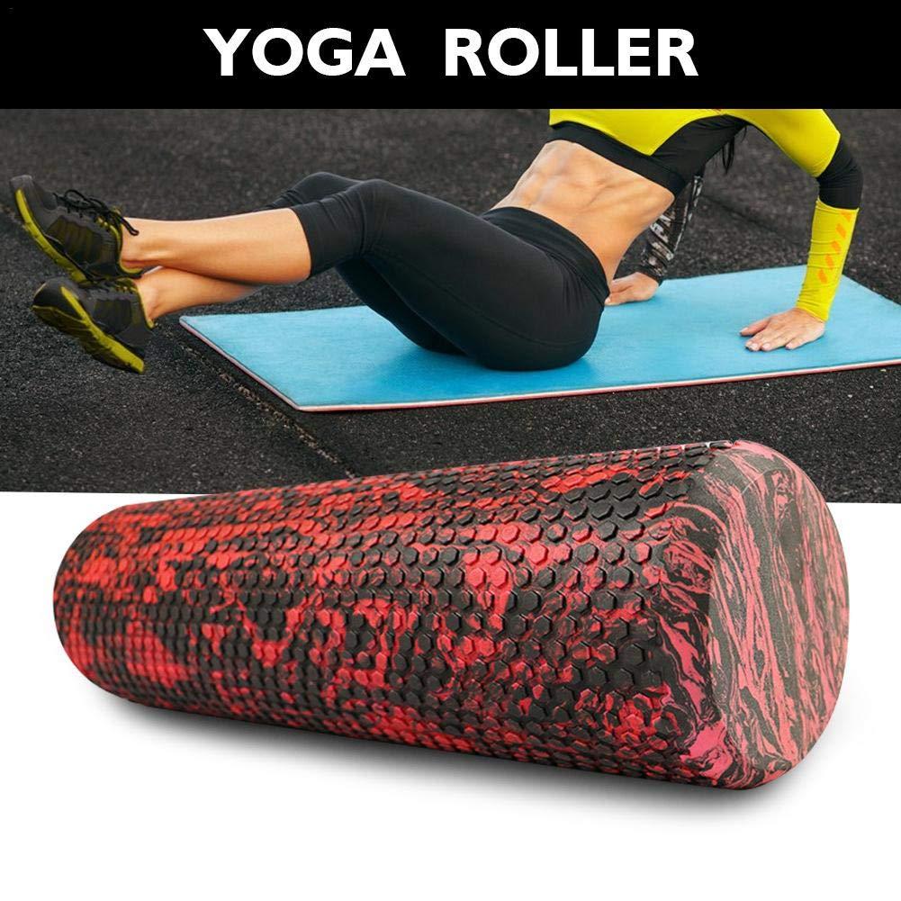 killysufuy Yoga Banda Roller EVA Foam Roller Fitness Massage ...
