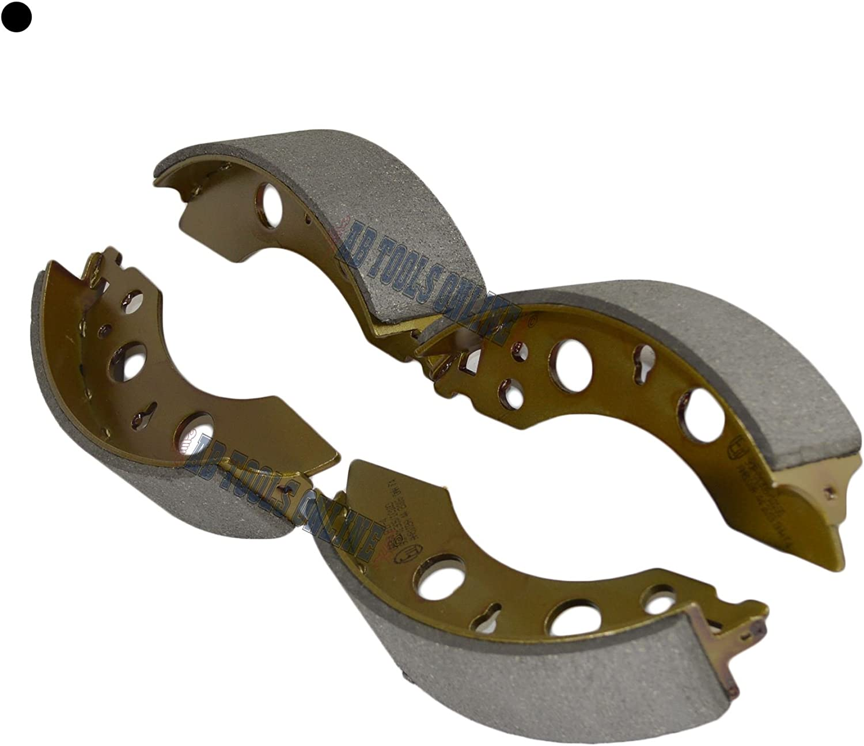 Freno del rimorchio calzatura sostituzioni Kit molla 200mm x 50mm assale ALKO 2050 2051