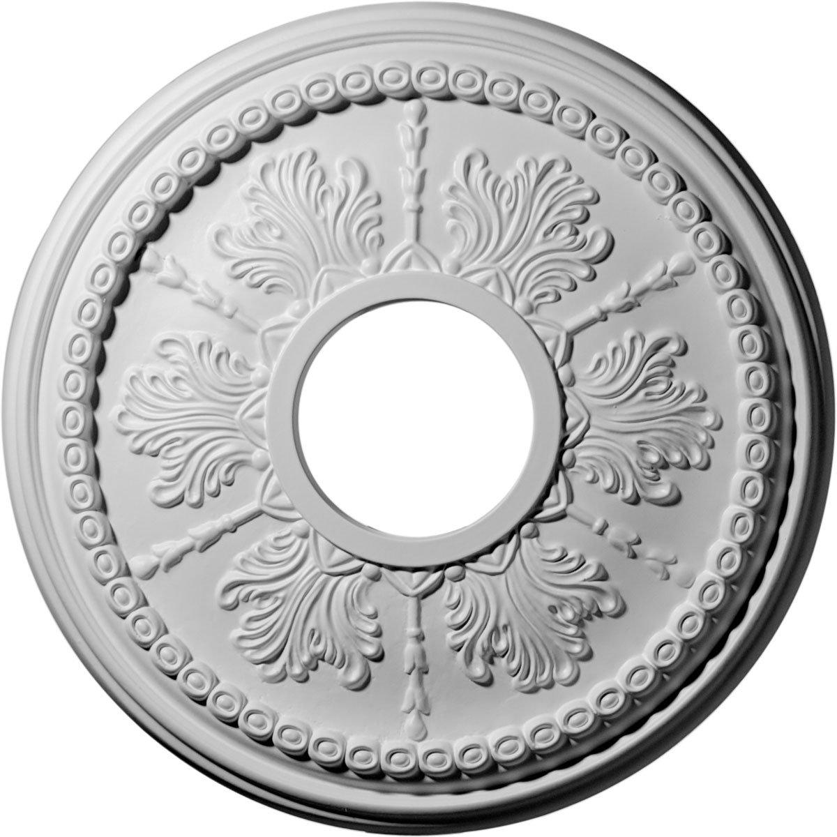Ekena Millwork CM13TI Ceiling Medallion Primed