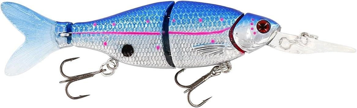 Mosca Ricky The Roach HL/MJ 8 cm 7 g – Señuelo para Pesca ...