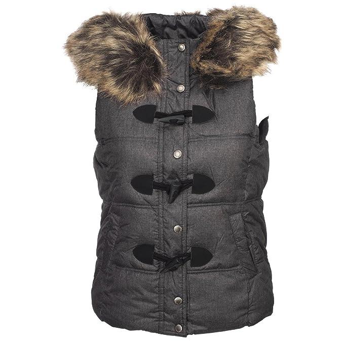 Outlet zu verkaufen Sortendesign großartige Qualität ONLY Damen Steppweste Weste Jacke onlTAMMY NYLON WAISTCOAT ...